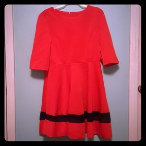 ZeCoo Red Dress